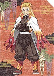 煉獄さんグッズ:鬼滅の刃 和紙風ファイル 煉獄杏寿郎