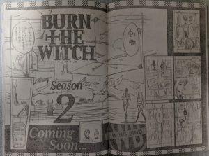 BURN THE WITCHの続編/シーズン2情報