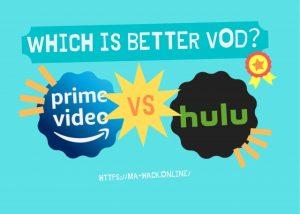 どっちも無料!Amazonプライム・ビデオとHuluを比較<実際に使った感想>