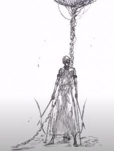 卍開は「風死絞縄(ふしのこうじょう)」