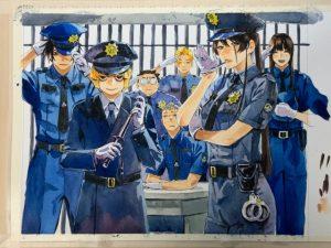 アニメ「地獄楽」の声優/主題歌/アニメ製作会社【予想】
